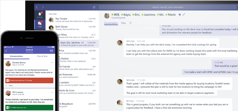 Why we love Microsoft Teams